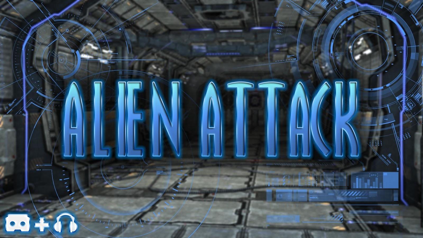 Alien Attack VR – Cardboard