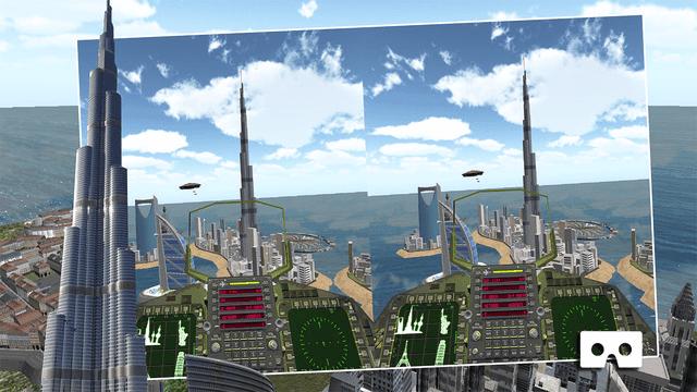 Aliens Invasion VR2