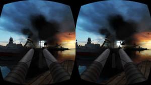 Battleship Defence VR3