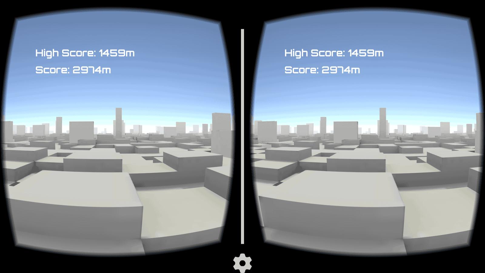 Cardboard Blocks VR2