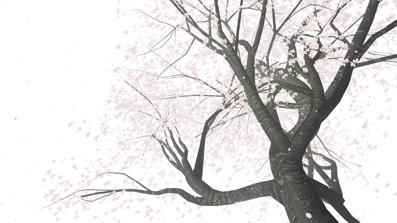 Cherry Blossom VR Cardboard