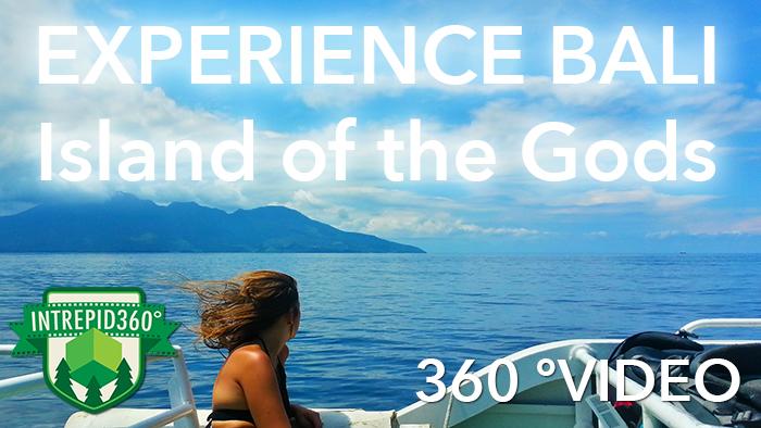 EXPERIENCE BALI – Island of the Gods