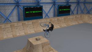 Extreme Bike VR - Cardboard2