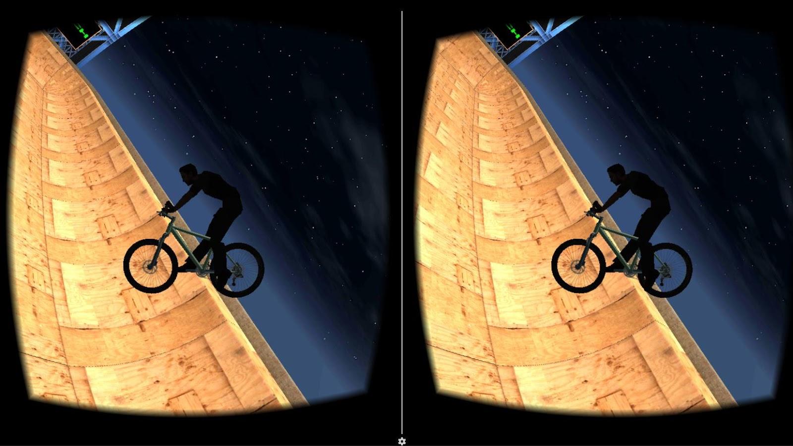 Extreme Bike VR – Cardboard5