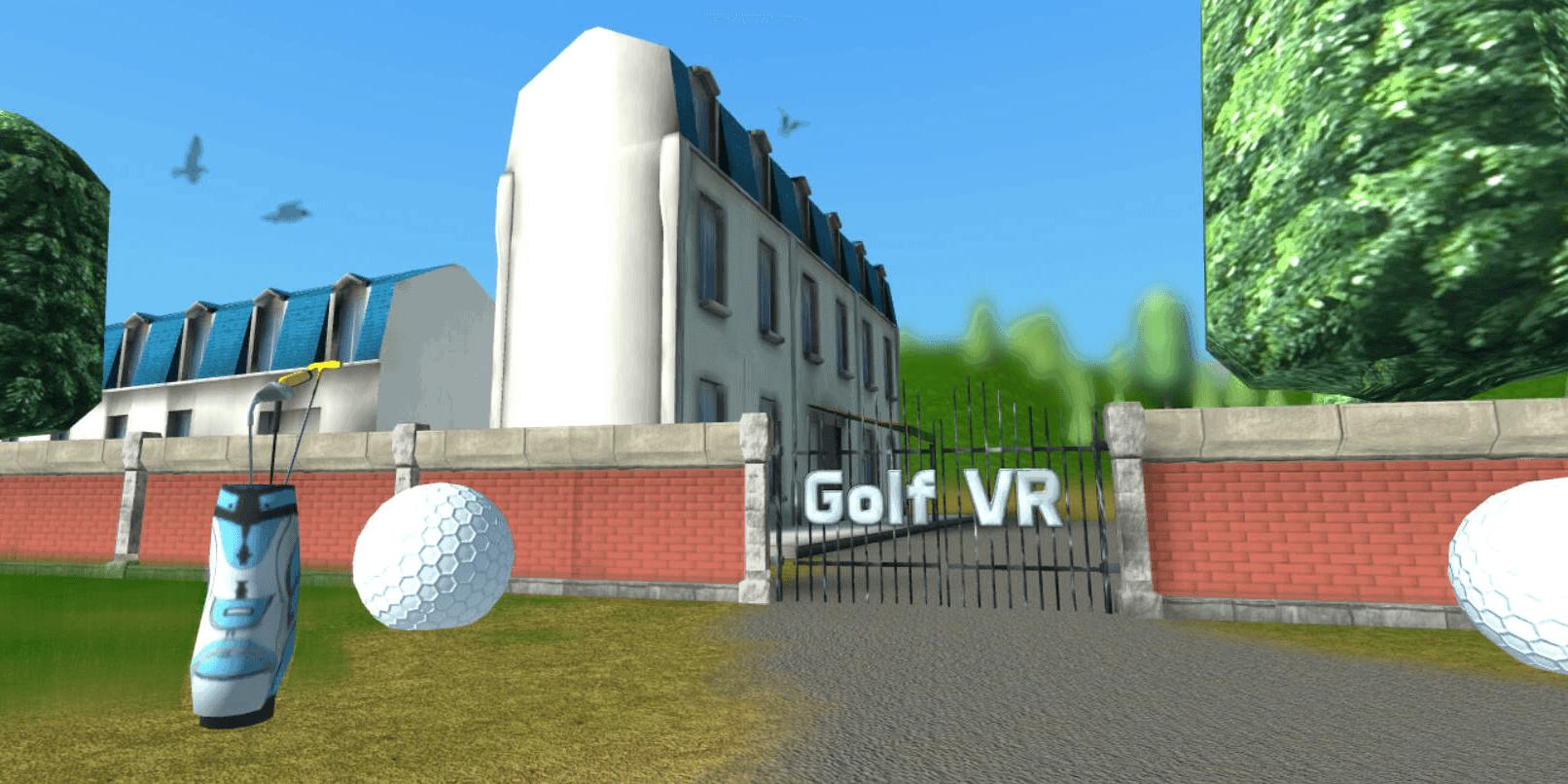 Golf VR2