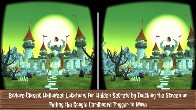 Halloween Cardboard VR2