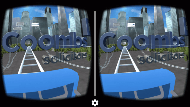 Hunt and Coombs VR Coaster
