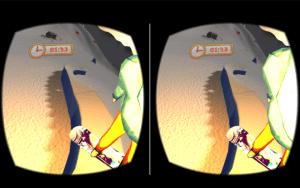 Mad Snowboarding VR4