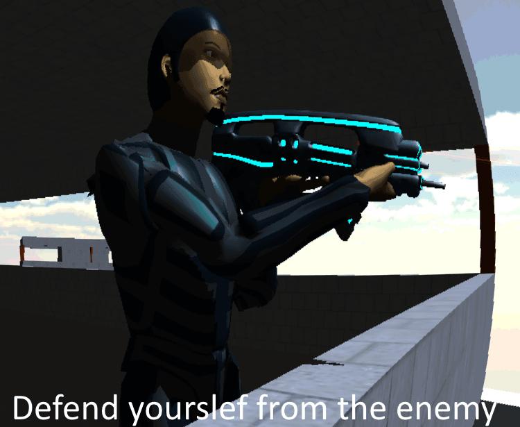 PsyberShot VR2