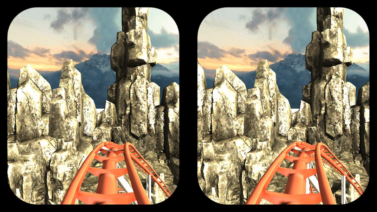RollerCoaster D2 HelloApps3D2