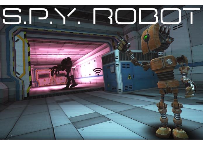 S.P.Y. Robot VR