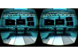 S.P.Y. Robot VR2