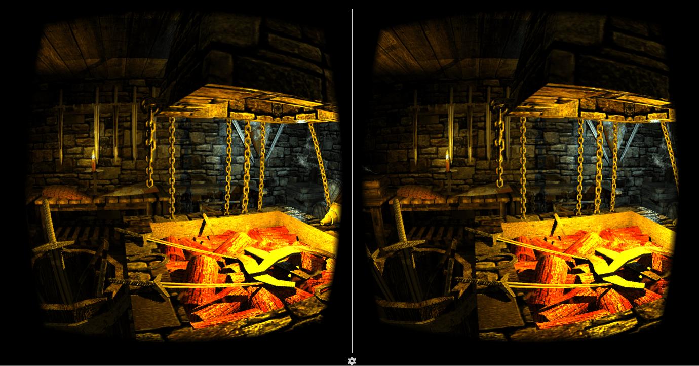 VR Bearclaw's Forge Cardboard