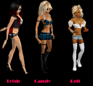 VR Dancing Girls2