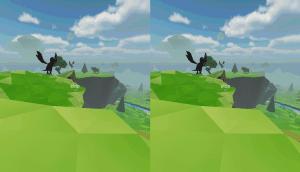 VR Island Quest Demo2