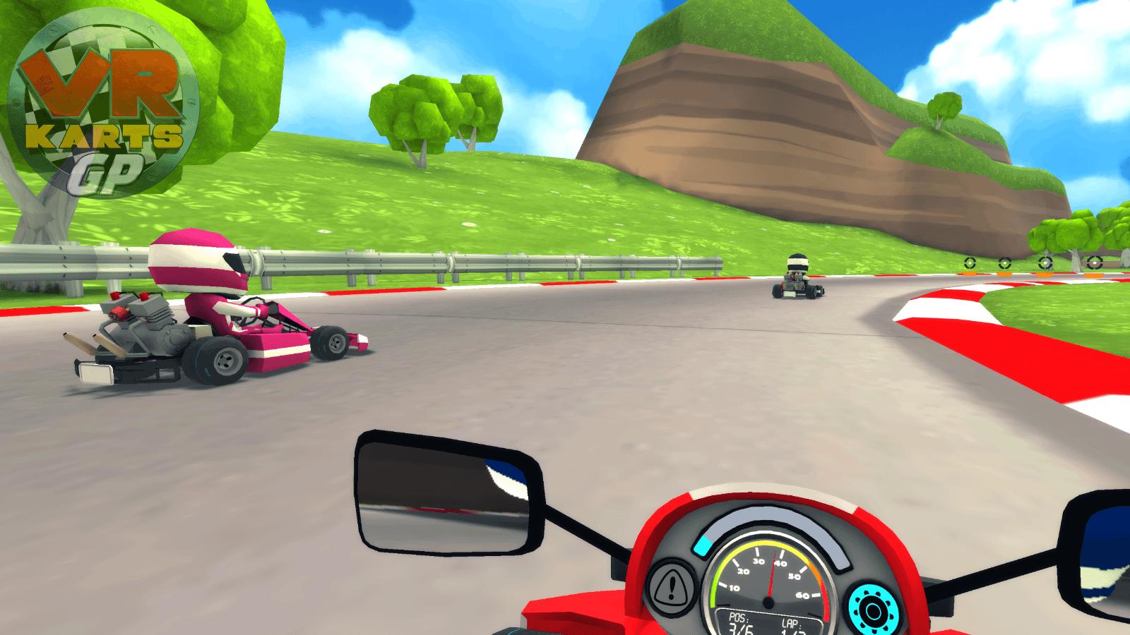 VR Karts GP (For VR)4