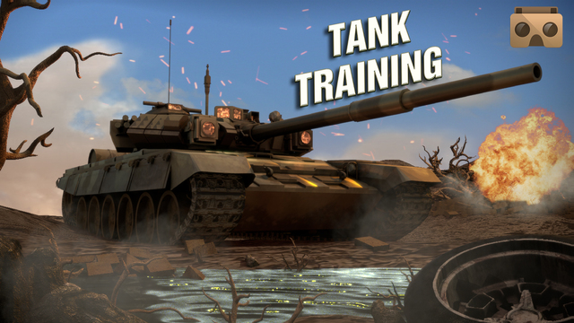 VR Tank Training for Google Cardboard