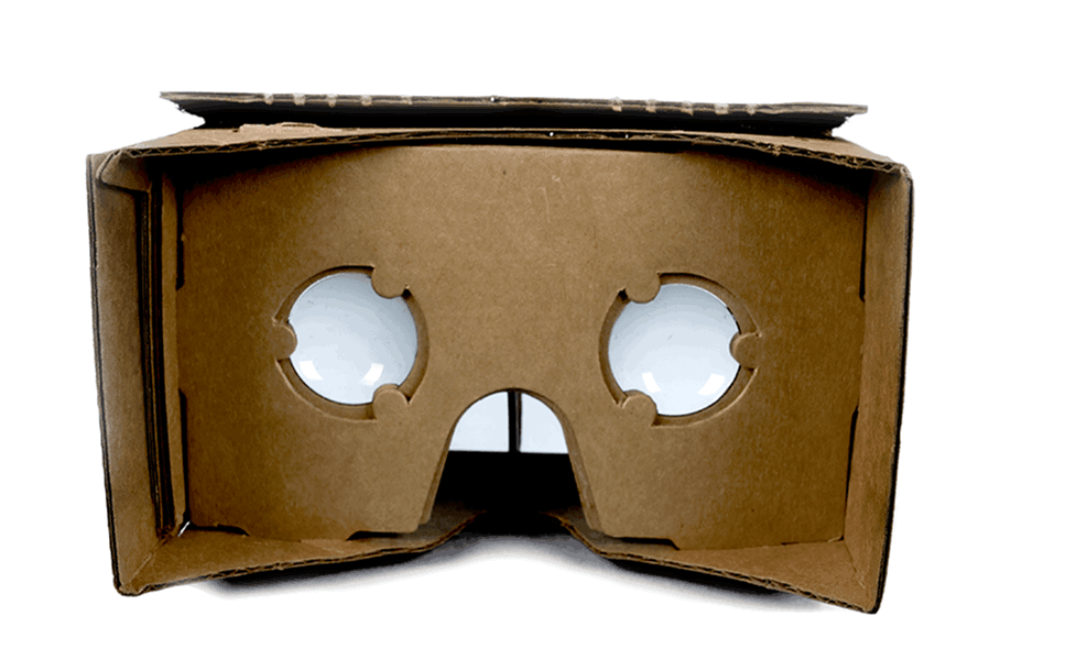 How to get your own Google Cardboard