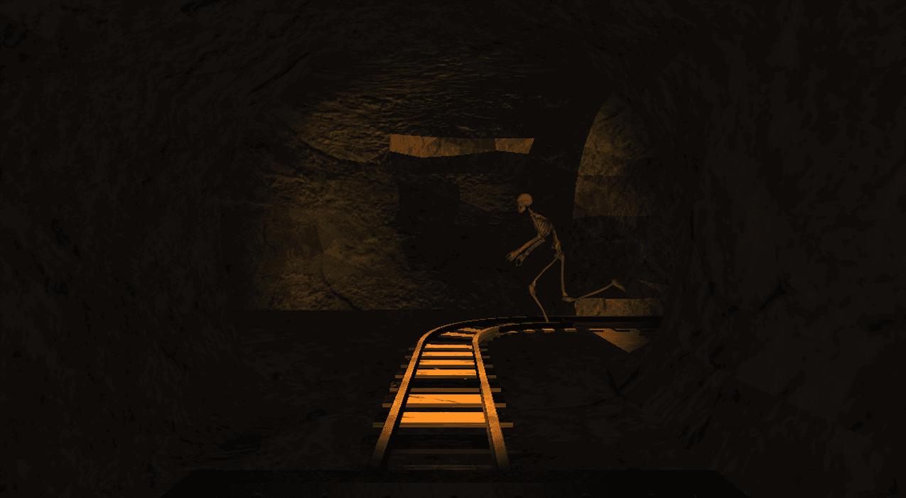 Ghost Mine VR