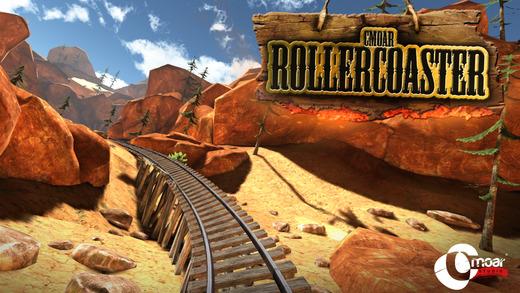 Cmoar Roller Coaster VR for ios