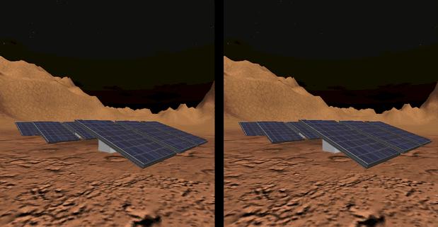 Mars Virtual Reality