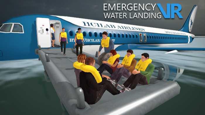 Emergency Water Landing VR