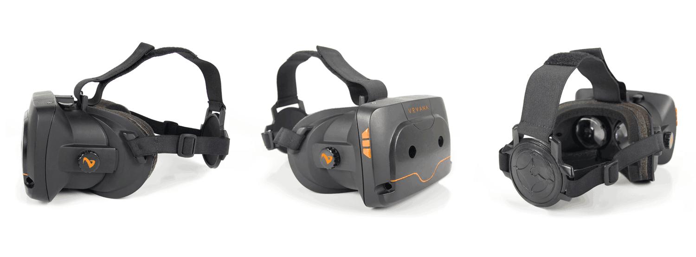 Vrvana's Totum virtual reality gear