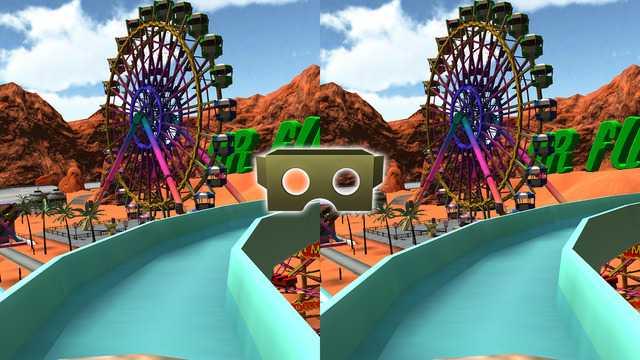 VR Funfair -2