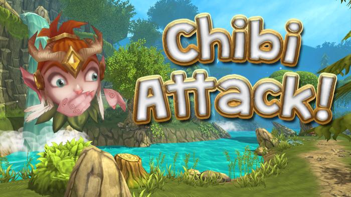 Chibi Attack!