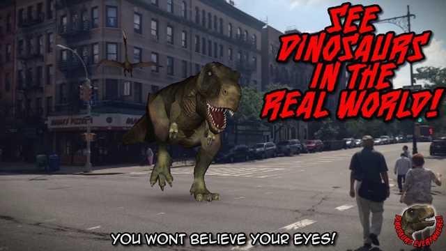 Dino everywere