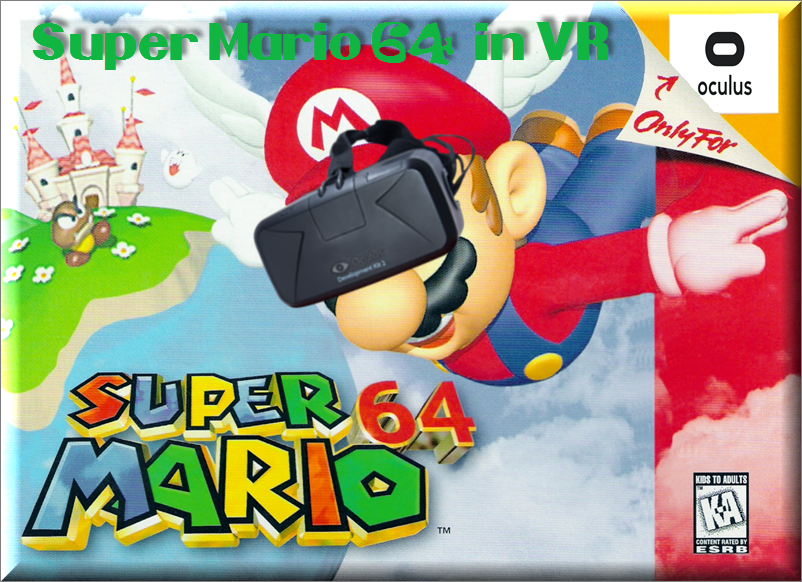 Mario 64 VR