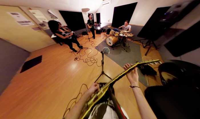 MUSICAL EXPERIENCE – 3D 360° VIDEO