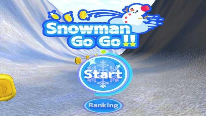 Snowman Go Go