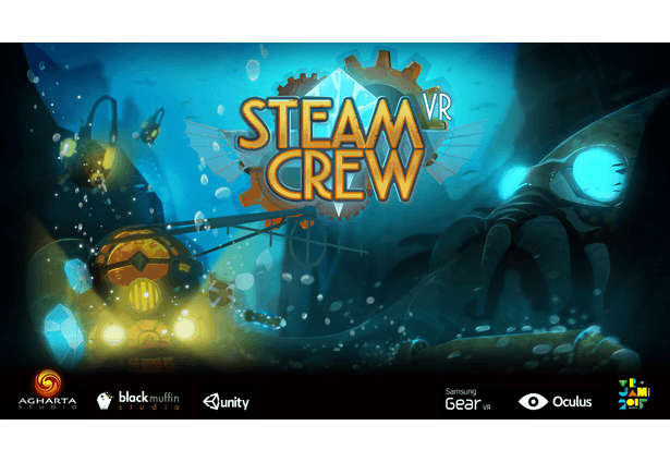 SteamCrew VR for Gear VR