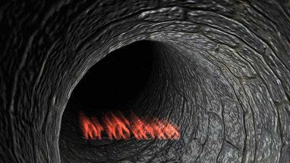 Stereoscopic Tunnel Effect2