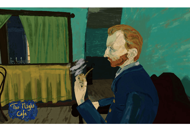 The Night Cafe: An Immersive Tribute to Vincent van Gogh