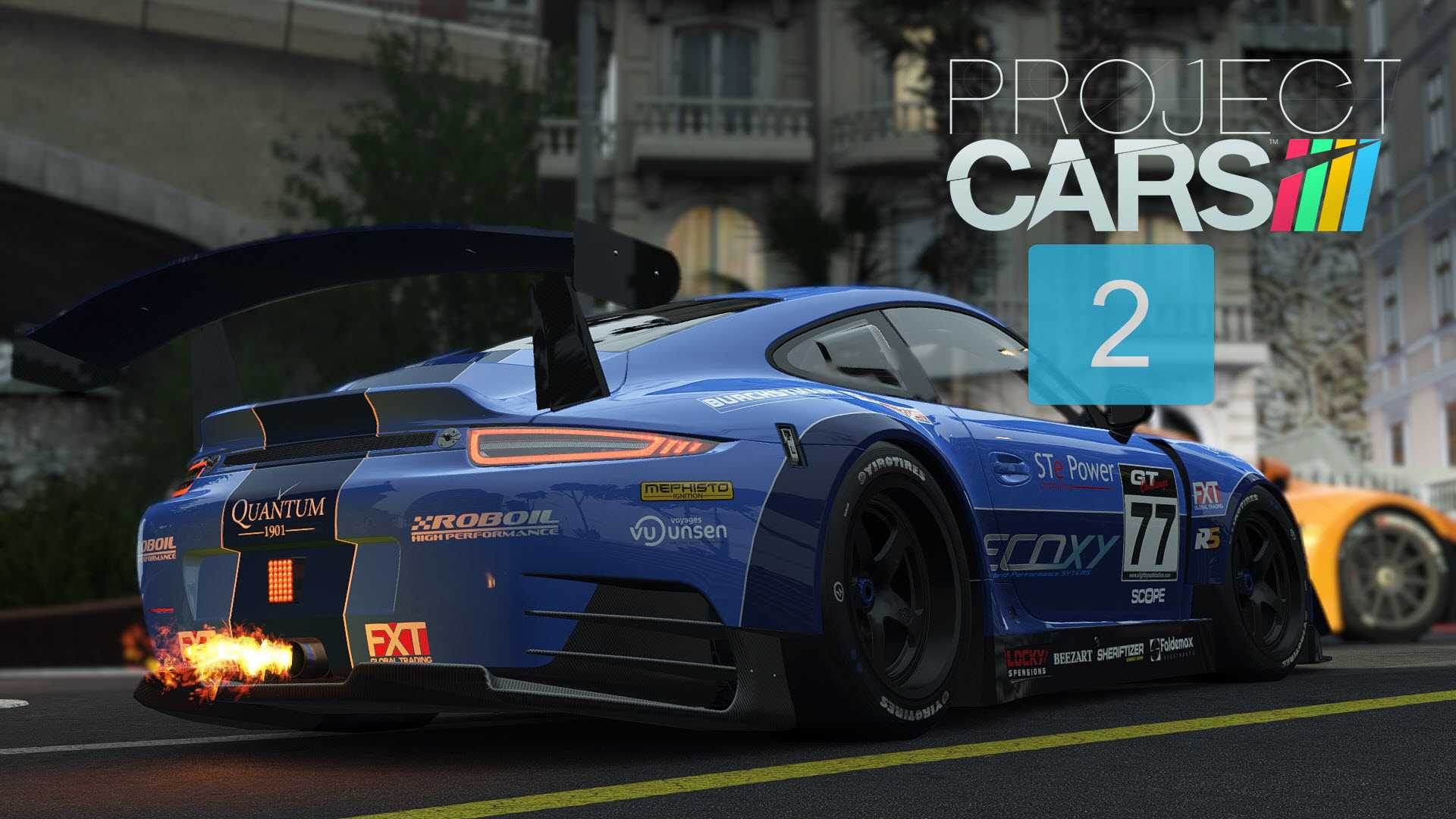 Slightly Mad Studios Announces Project to Cars 2