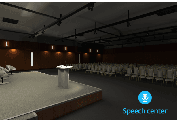 Speech Center