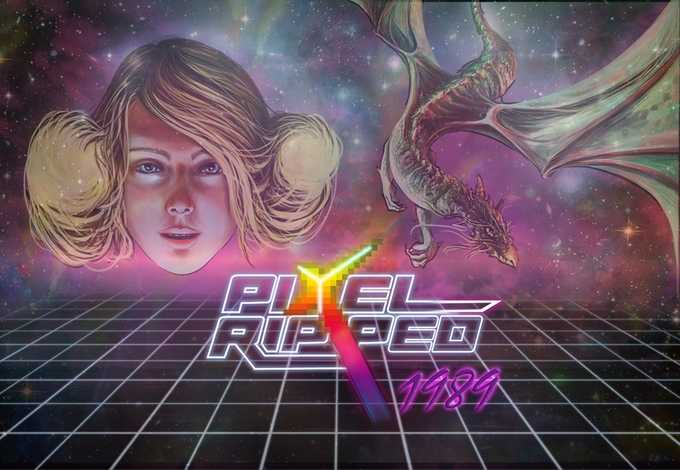 Pixel Ripped hits Kickstarter under a new name Pixel Ripped 1989