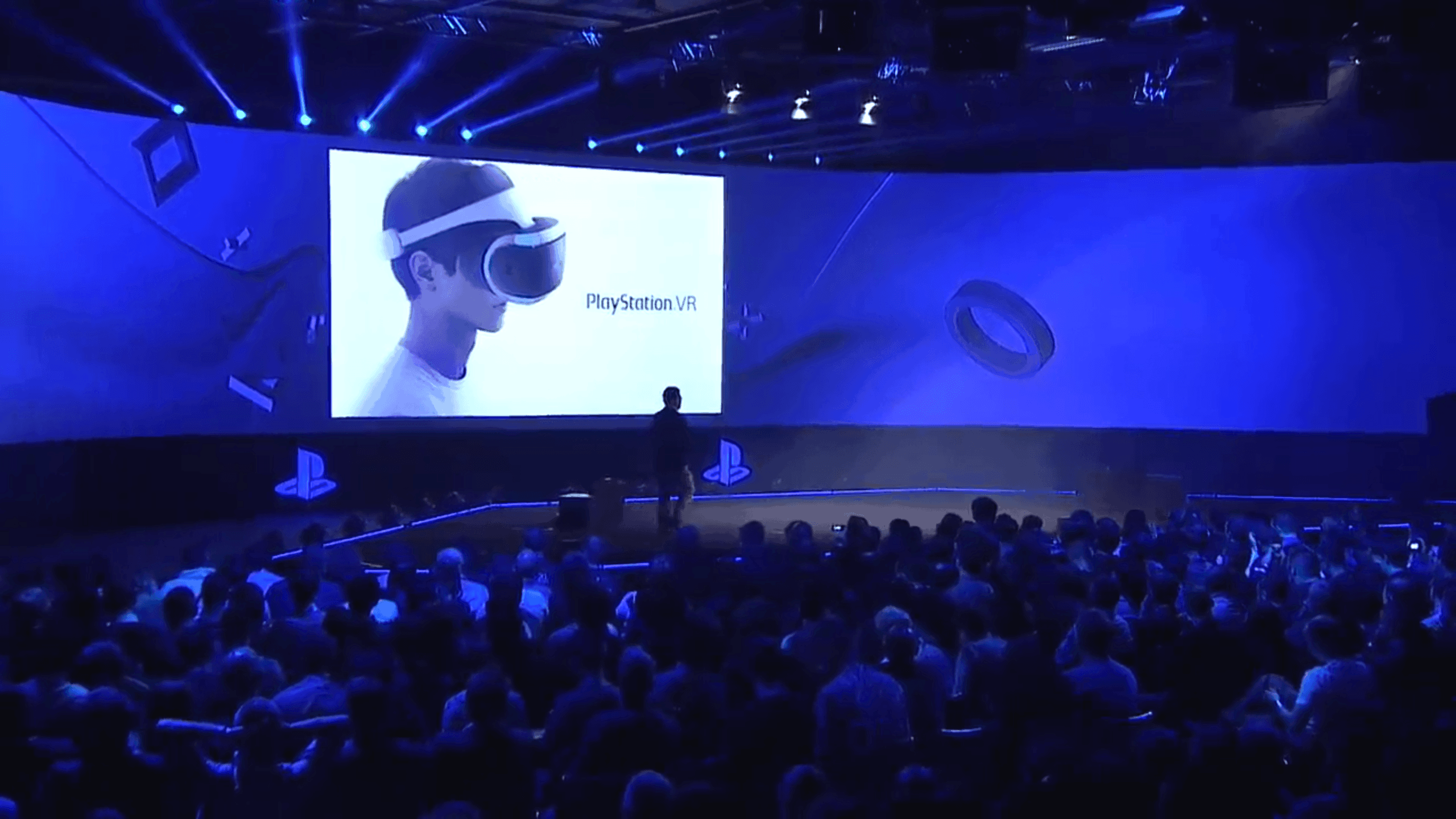 Sony presents new lineup VR games