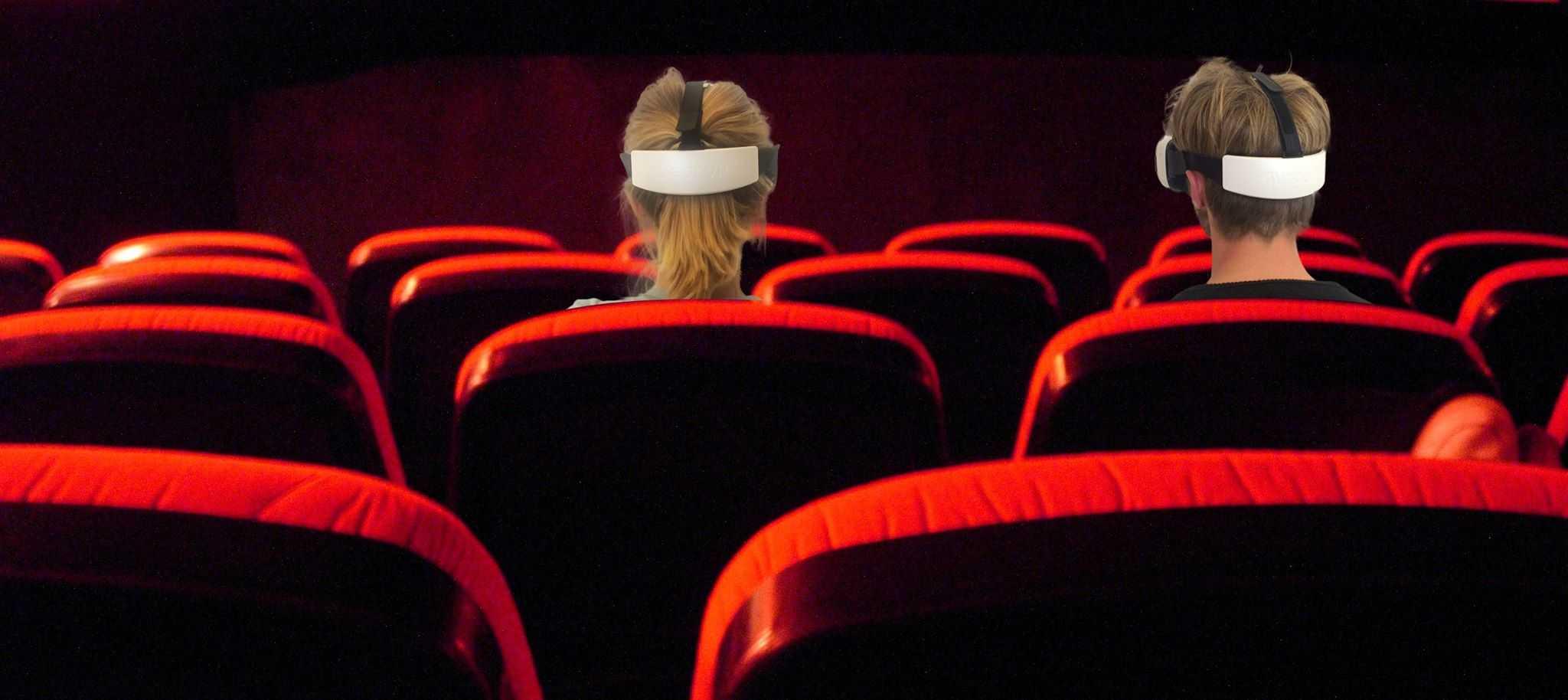 De eerste virtual reality-bioscoop in Amsterdam
