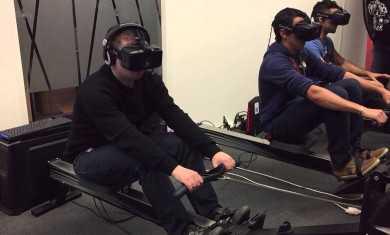 First test of Oculus Rift