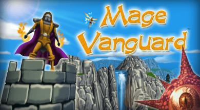 VR Mage Vanguard