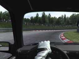 BMW M3 E30 at Nordschleife | Assetto Corsa [Oculus Rift DK2 + T300RS]