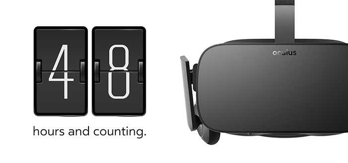 Oculus Rift Pre-Orders starten op 6 januari