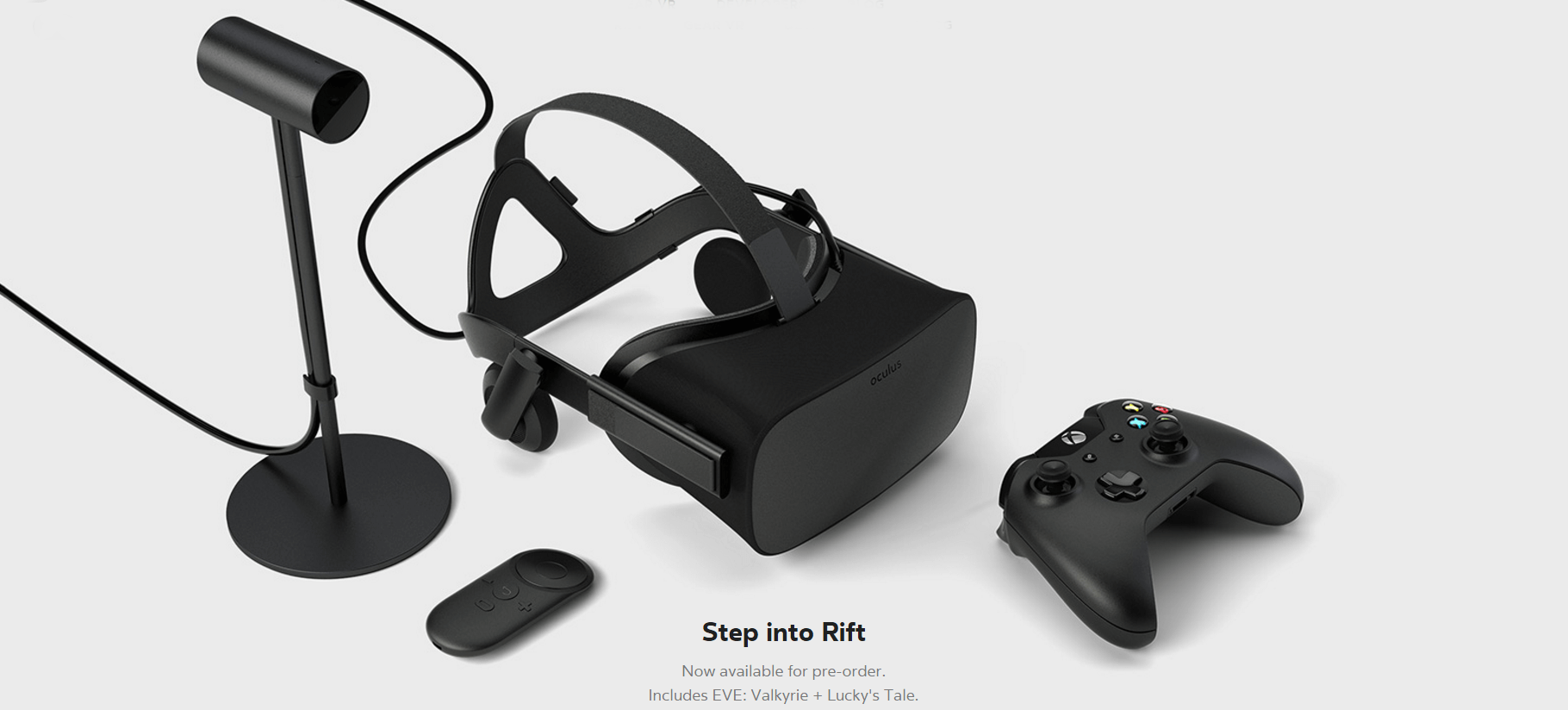 Oculus Rift shipping delay – Free shipping for everyone!
