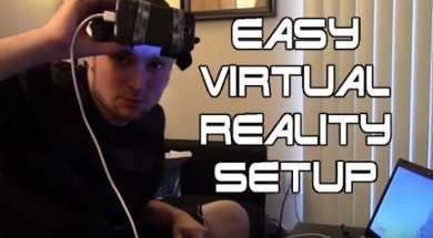 Build a PC VR headset from your phone