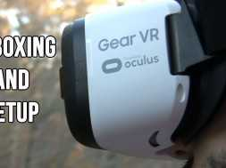 Gear VR: Unboxing and Setup