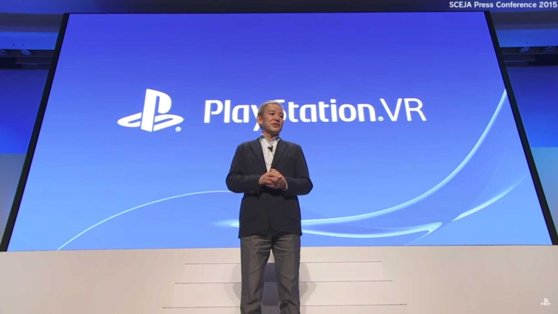 PlayStation VR Price is only $399 release October 2016