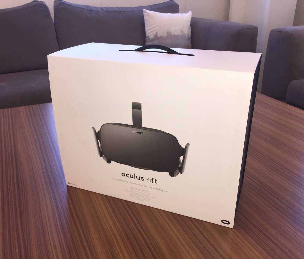 First Oculus Rift preorders are shipped